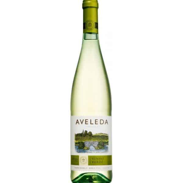 Garrafa de Vinho Verde Branco Aveleda