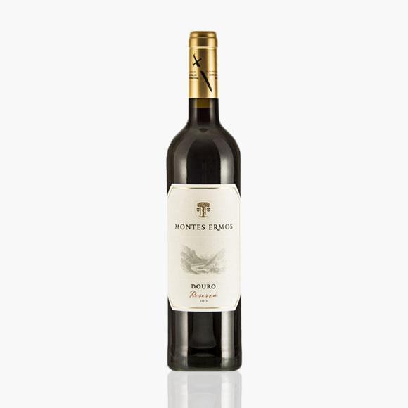 Garrafa de Vinho Montes Ermos Douro